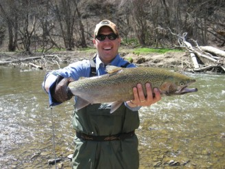 Marc steelhead hog