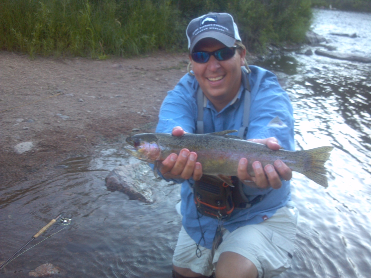 Colorado great lakes outdoors for Platte river michigan fishing