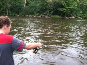 ELIZ FLY FISH 8-2013